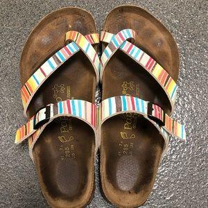 Birkenstock Papillio Tabora Sandals Size 41 -US 10